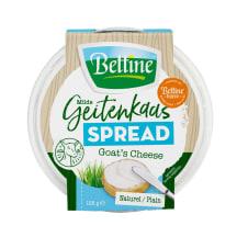 Lydytas ožkos sūris BETTINE NATURAL, 125 g