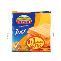 Lydytas sūris TOST, 130g