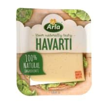 Pjaustytas sūris ARLA Havarti, 150g