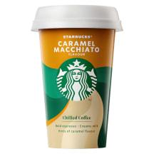 Kava karamelinė STARBUCKS MACCHIATO, 220 ml