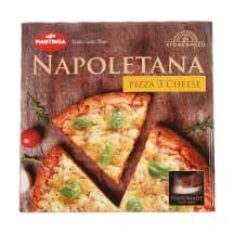 Pica Napoletana trīs sieru 340g