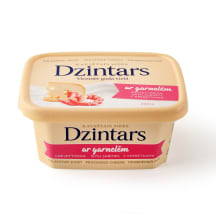Kausēts siers Dzintars ar garnelēm 200g