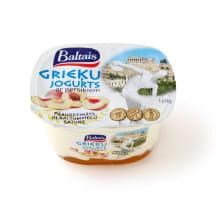 Grieķu jogurts Baltais ar persikiem 160g