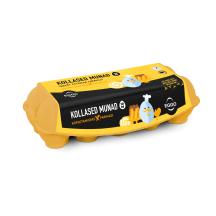 Kollased munad M Eggo 10tk