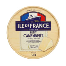Sūris ILE DE FRANCE CAMEMBERT, 50%, 125g