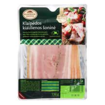K.r.kiaulienos šoninė KLAIPĖDOS A.r.,130g