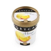 Sorbets Grycan mango 500ml/340g