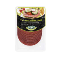 Taimne suitsuvorst 100g