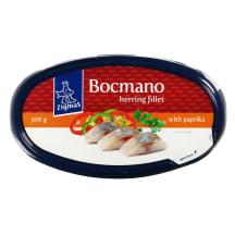 BOCMANO silkių filė su papr., ZIGMAS, 300 g