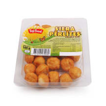 Kūpināts siers Siera pērlītes 100g