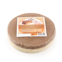 Vafeļu plāksnes Vecais Beķeris ar kakao 90g