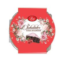 Šokolādes kūka Lāči ar ķiršiem 500g