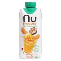 Smūtijs NU apelsīnu/mango marak. 033L