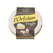 Sūris su balt.pel.L'ORTOLAN TRUFFE, 135g