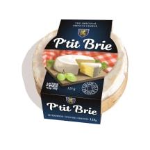 Valgehallitusjuust P'tit Brie 125g