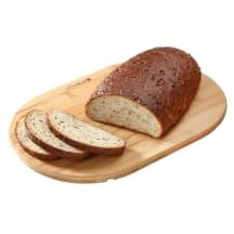 Plikyta duona su miež. ir kanap. sėkl., 680g