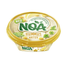 Hummus naturaalne Noa 175g
