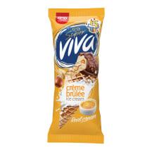 Saldējums  Super Viva krēms brulē 180ml/104g