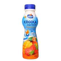 Jogurtijook kreeka mango-maasika Alma 275g