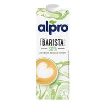 Sojajook kohvile Barista Alpro 1l