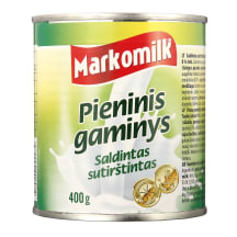 Sald. pien. gaminys MARKOMILK, 400g