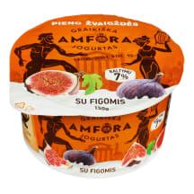 Graikiškas jogurtas su figomis, 3,1%, 150g