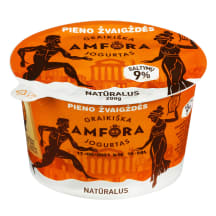 Natūralus graikiškas jogurtas, 3,9%, 200g