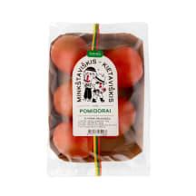 Lietuviški slyv.pomidorai(fasuoti), 1kl.,500g