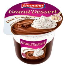 Dessert šokolaaditükkidega Ehrmann 190g