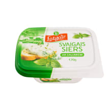 Svaigais siers ar zaļumiem 170g