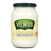 Majonezas VILNIUS Provansalio, 475ml