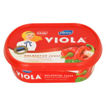 Sulatatud juust paprikaga Valio Viola 185g