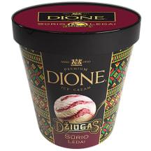 Ledai su DŽIUGO sūriu ir spang., DIONE, 500ml