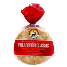 Duona kvietinė POLARBROD CLASSIC, 325 g