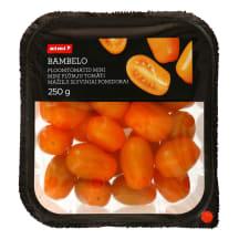 Oranžin. slyv. pomidorai RIMI1kl., 250 g