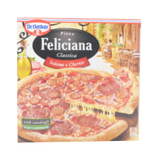 Pica Feliciana ar salami un čorizo 320g
