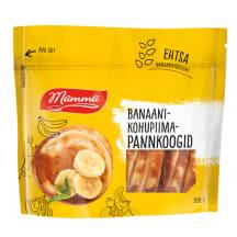 Banaani-kohupiimapannkook 200g