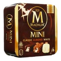 Ice cream Magnum multipack classic6x55ml