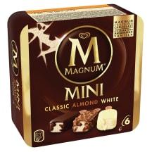Saldējums Magnum Classic izlase 6x55ml/266g