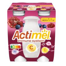 Gran.,mėl.jogurt. gėrimas ACTIMEL,1,5%,4x100g