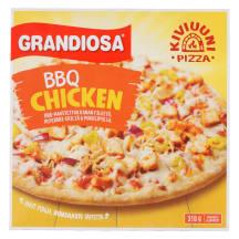 Grandiosa BBQ Chicken kiviahjupizza 310g