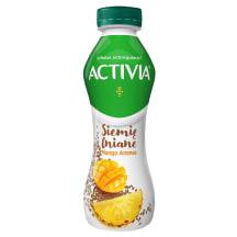 Dzer. jog. Activia ananasu, mango 280g
