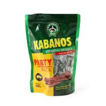 Desiņas Kabanos Party Pack vītinātas 500g