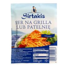 Sūris GRILL SIRTAKIS, 100g