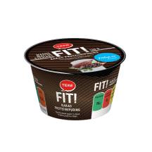 Pudiņš Fit! proteīna kakao 150g