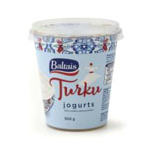 Jogurts Baltais Turku bez piedevām 300g