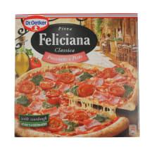 Pica ar šķiņķi un pesto saldēta 360g