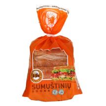SUMUŠTINIŲ duona, 250g