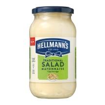 Tradic. majonezas salot. HELLMANN'S, 420ml