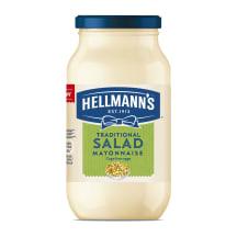 Majonēze Hellmanns tradicionālā salātu 420ml